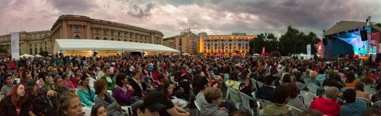 Jan Garbarek,Gonzalo Rubalcaba și Lars Danielsson au ridicat lumea în picioare la cea de-a 7-a ediție Bucharest Jazz Festival