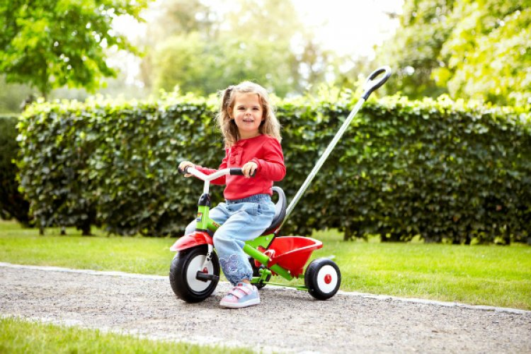 Cum sa alegem cea mai potrivita tricicleta copii?