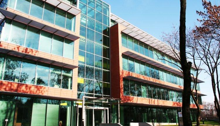O parte semnificativă a portofoliului Heberger Construcții – clădirile industriale şi comerciale