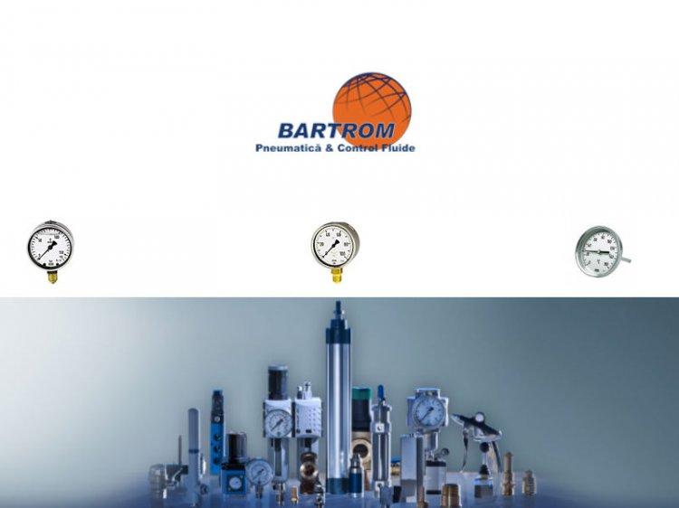 Bartrom, furnizor de incredere pentru instrumente de masurare a presiunii