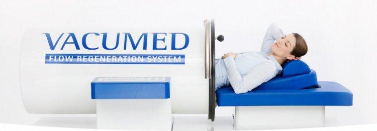 Medicina din spatiu, aici pe Pamant. Terapia cu Vacuum Intermitent prin VACUMED