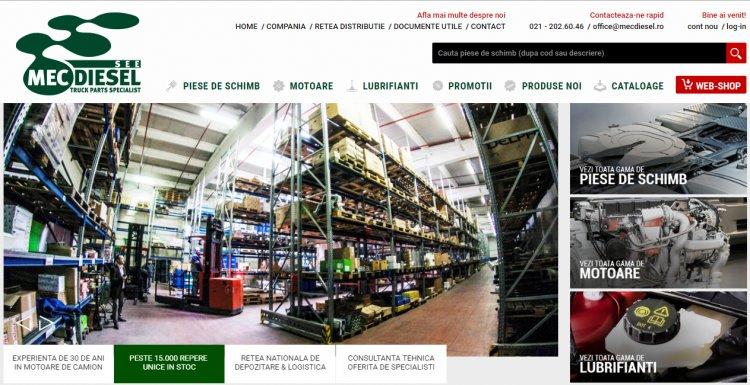 Avantajele colaborarii cu firma de piese de schimb Mec Diesel