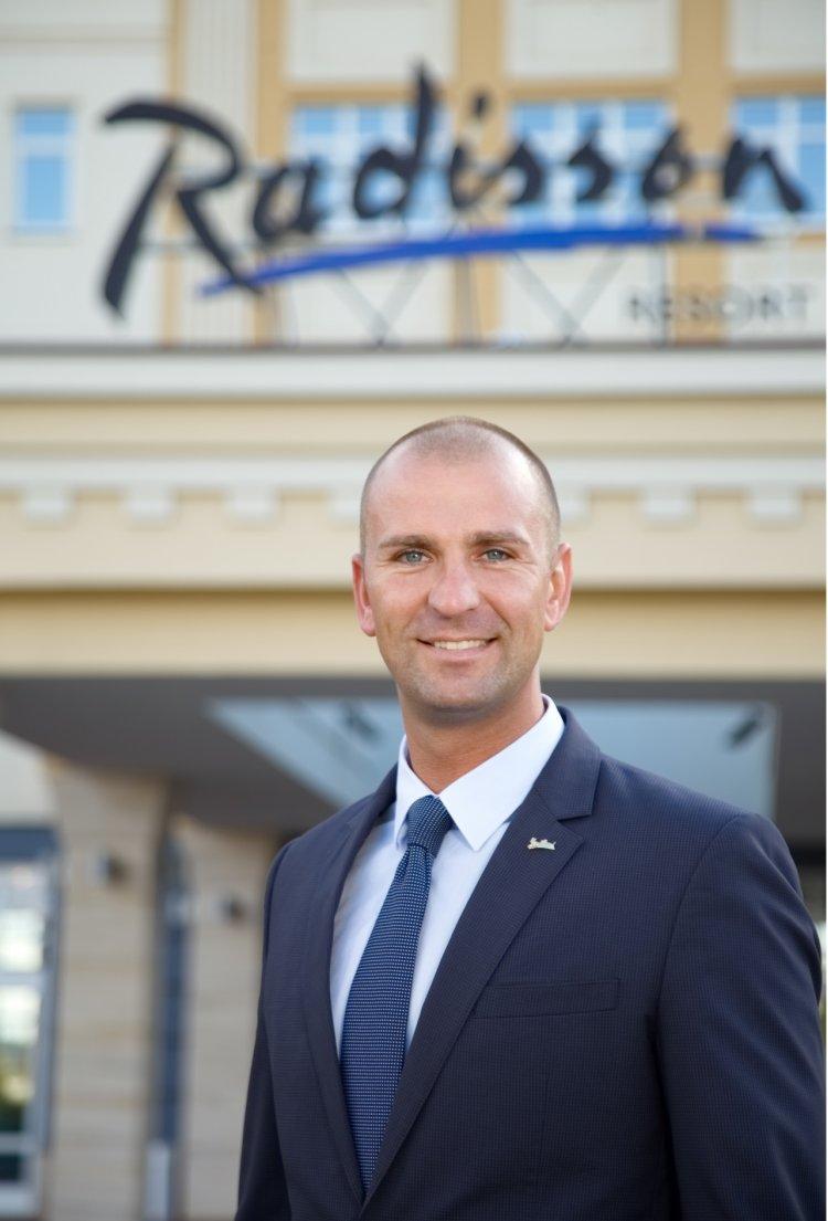Marco Eichhorn preia conducerea hotelurilor Radisson Blu Bucuresti si Park Inn by Radisson Bucharest Hotel & Residence