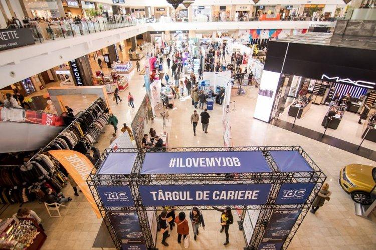 60 de companii si peste 2.000 de locuri de munca pentru candidatii din Moldova, la Targul de Cariere Iasi