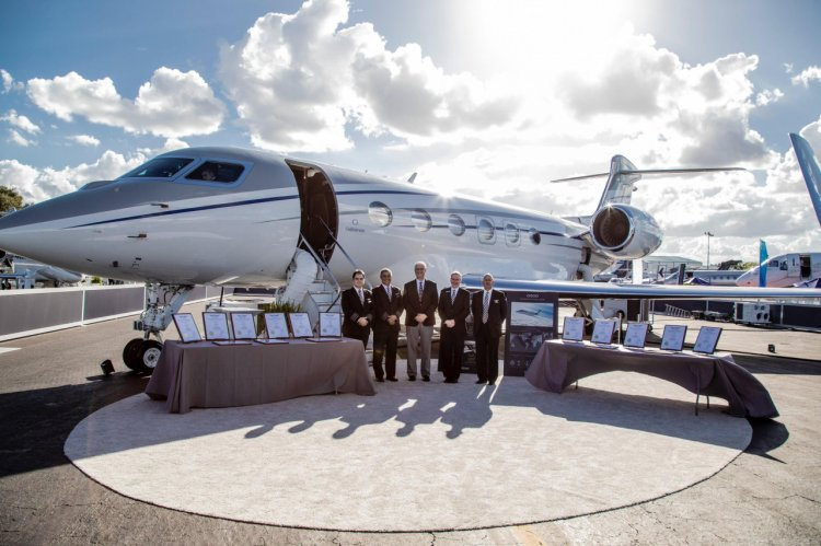 Gulfstream – o poveste americana de success