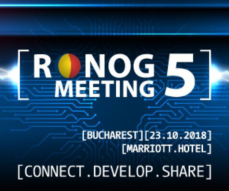 S-a încheiat o nouă ediție de succes a evenimentului dedicat operatorilor de rețele din România! Conferința RONOG 5 a avut