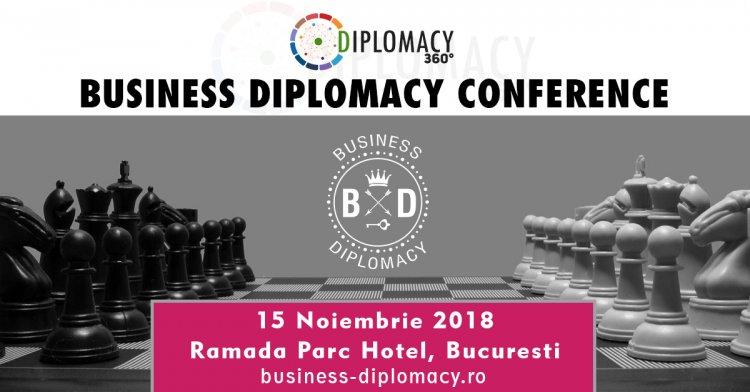 De ce au nevoie liderii si companiile din Romania, de Business Diplomacy?