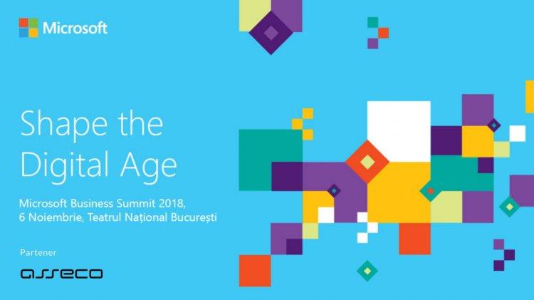 Asseco SEE, partener la a șasea ediție a Microsoft Business Summit