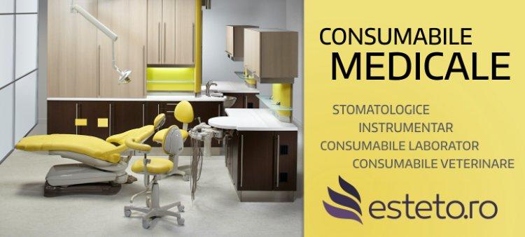 Consumabile medicale la preturi competitive pe Esteto.ro