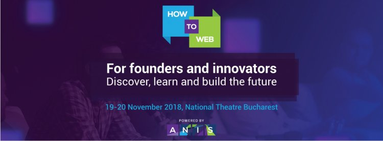 90 de experti internationali, fondatori si investitori vor sustine prezentari practice in fata a peste 1000 de participanti la c