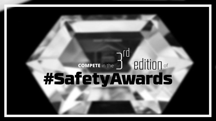 Cea de-a treia editie a competitiei Romanian Safety Awards intra in linie dreapta!