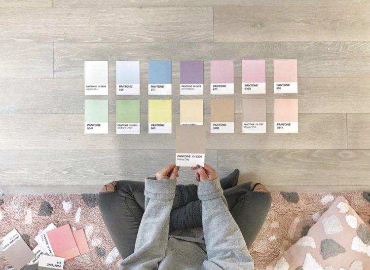 Parchetul din lemn si mixurile de culori pentru 2019