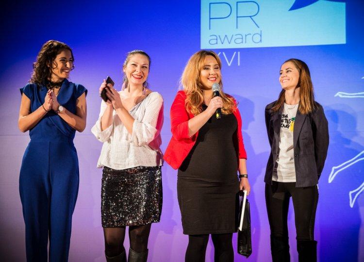 Tudor Communication, premiată la Romanian PR Award 2018
