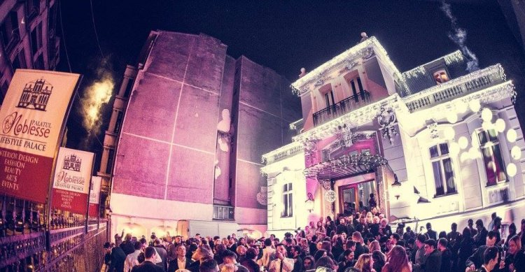 Cadouri, evenimente si concerte la Noblesse Palace Christmas Fair, 6-8 decembrie 2018!
