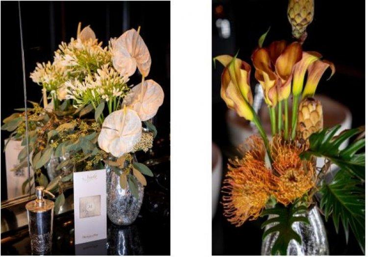 Buchete de flori si aranjamente florale pentru petrecerile corporate