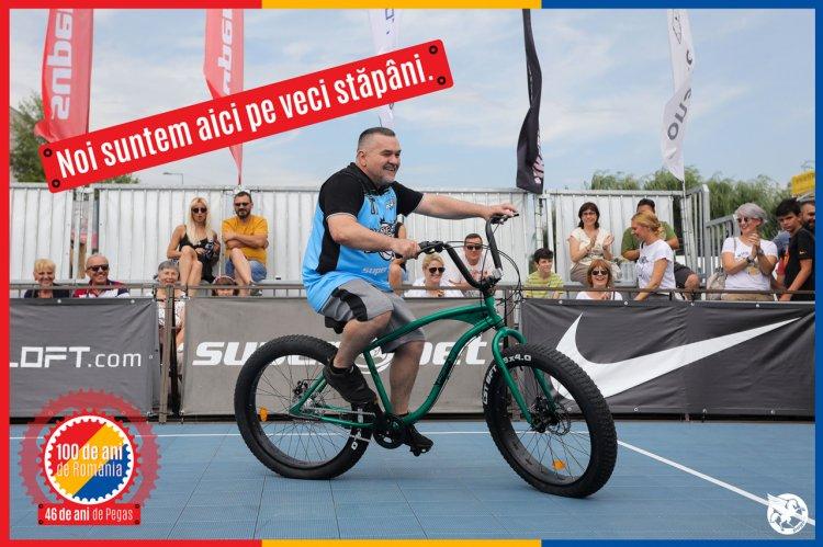 Garanție 100 de ani pentru bicicletele Pegas