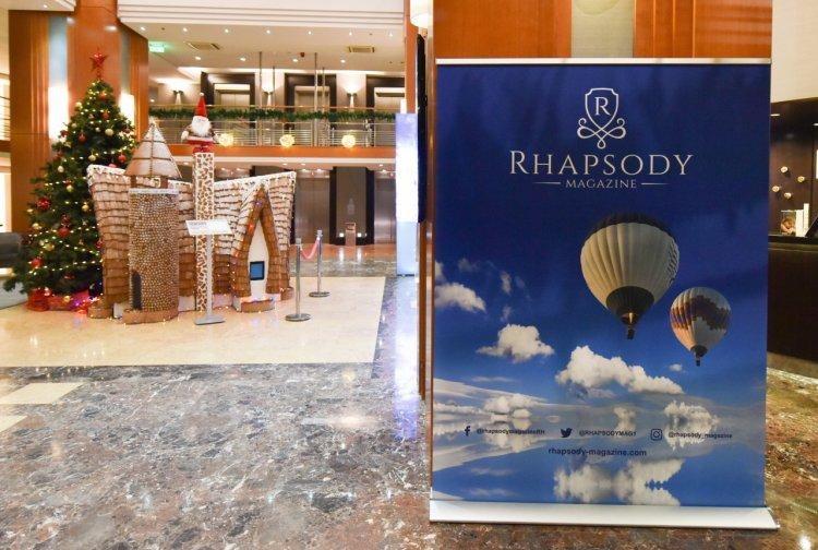 Lansarea noului numar al revistei Rhapsody Magazine a fost sarbatorita in cadrul evenimentului Luxury Meets Luxury