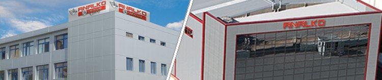 Stantare tabla la compania Analko Aluminium Industry SRL