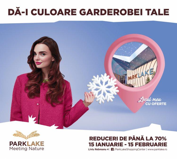 La ParkLake Shopping Center, anul incepe cu reduceri surprinzatoare si spectacole educative