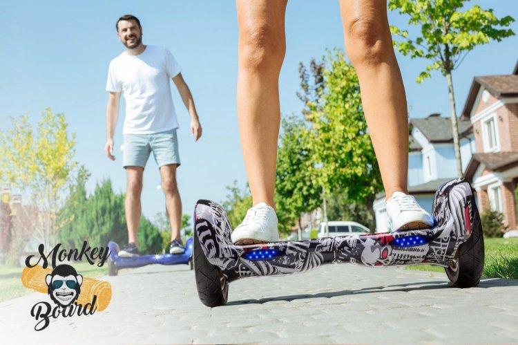 Cum să te bucuri de hoverboard în sezonul 2019