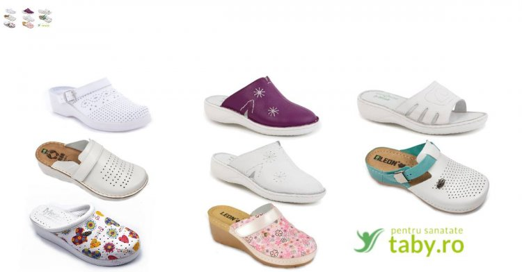 Avantajele și beneficiile noilor modele de papuci și saboți medicali