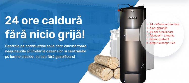 Centrale termice de primă clasă care au facut încălzirea convenabilă și rentabilă