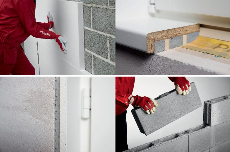 Prima spumă adezivă universală pentru lucrări rapide și curate în construcții
