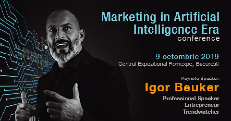 """MARKETING IN ARTIFICIAL INTELLIGENCE ERA"" CONFERENCE"