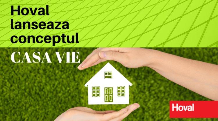 """Solutiile Hoval pentru noul concept """"Casa Vie"""" – seria de evenimente dedicate cladirilor pasive in Bucuresti si Timisoara"""