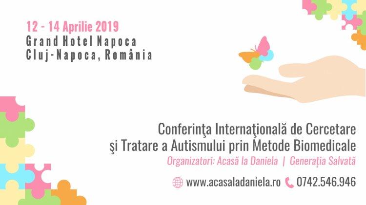 Conferința Internațională de cercetare și tratare a autismului prin metode biomedicale