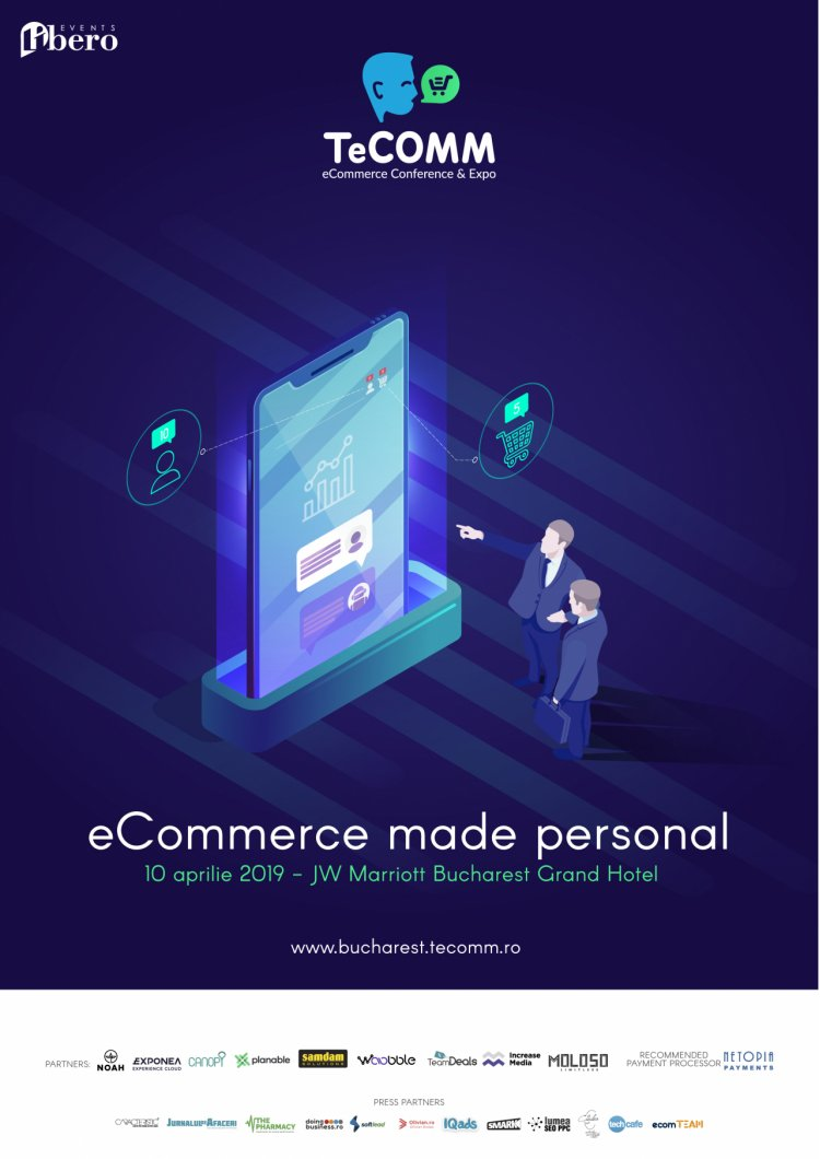 One-on-one networking: Viitorul business-ului in eCommerce