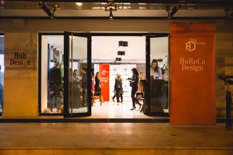 HoReCa DESIGN - primul eveniment B2B care susține alianța dintre producători, designeri și companii din domeniul HoReCa