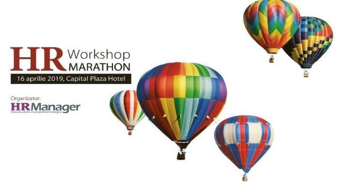 Inscrie-te la HR Workshop Marathon 2019
