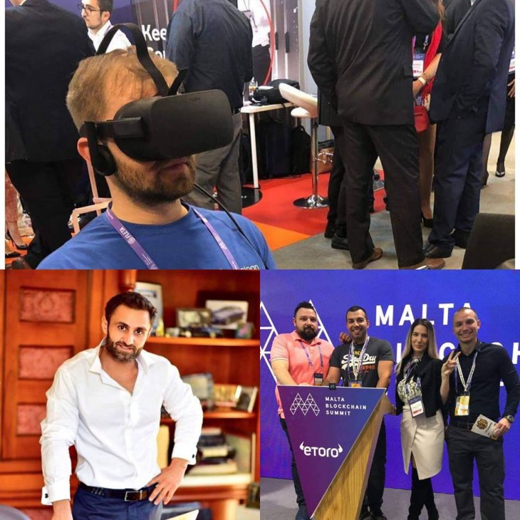 Tehnologia de realitate virtuală 4playvr, revelația summitului blockhain din Malta, este produsă de o companie românească