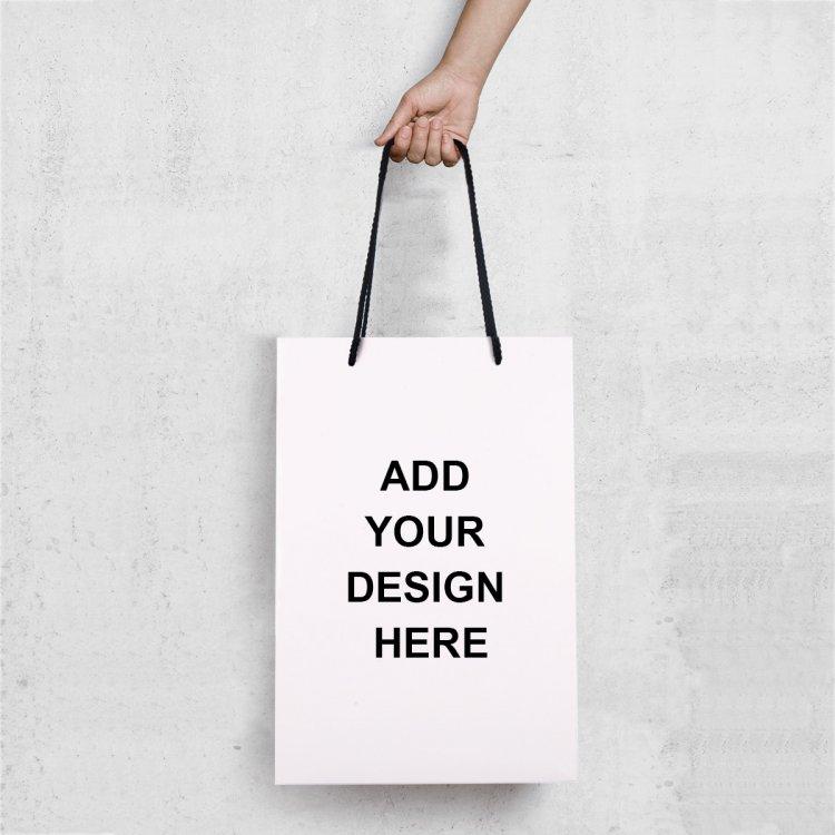 Vreti promovare cu costuri zero? Investiti in pungi personalizate