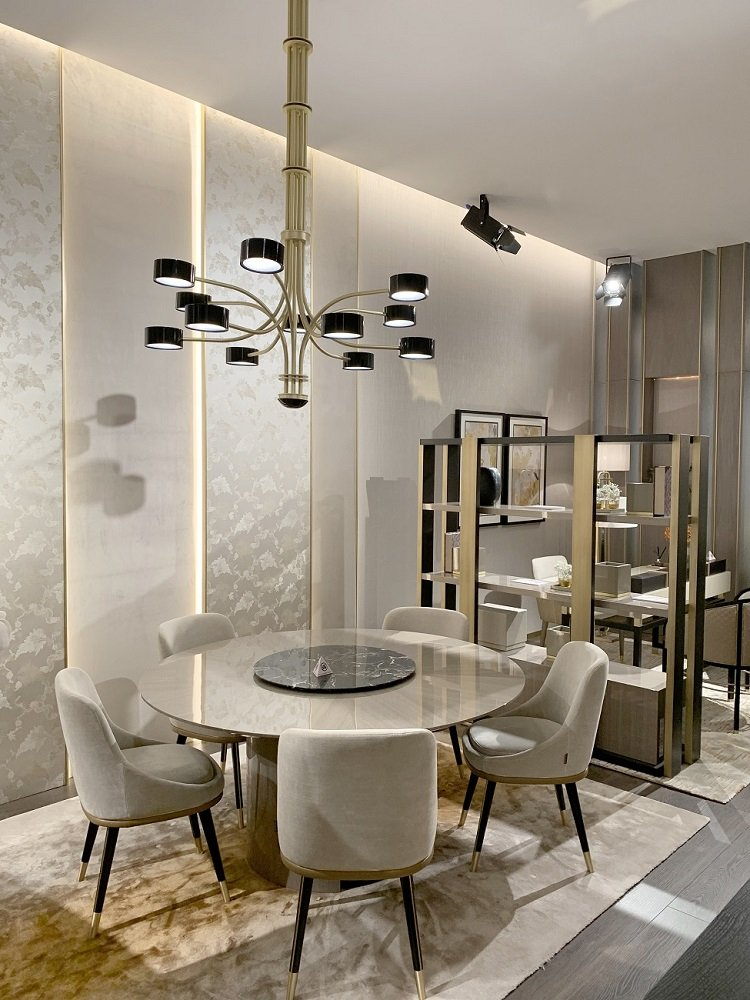 Targul de la Milano 2019: cele mai noi tendinte in designul interior prin Noblesse Interiors