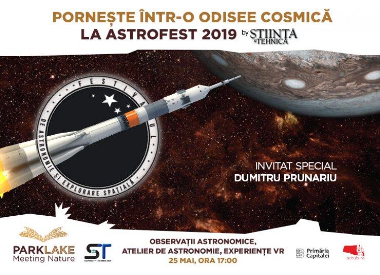 ParkLake gazduieste in premiera evenimentul AstroFest2019