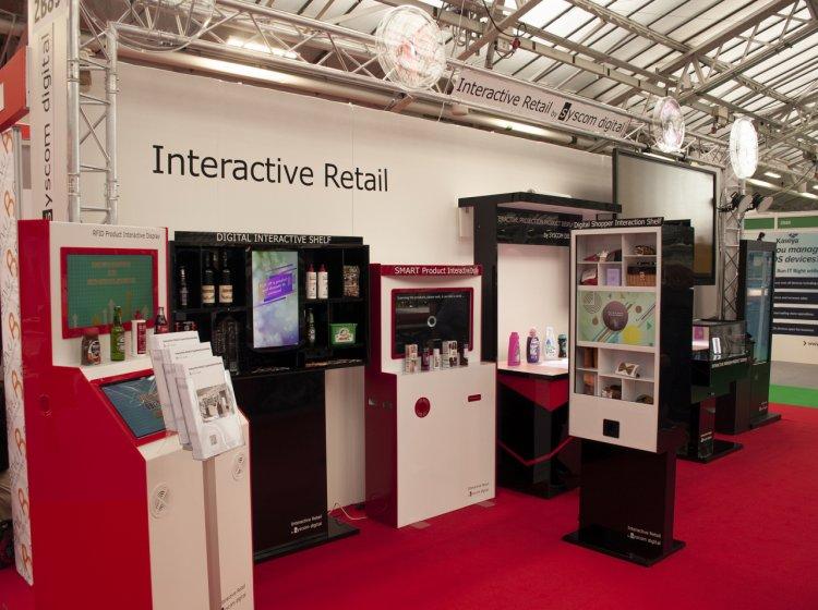 Syscom Digital, singura companie românească prezentă la Retail Expo, Londra mai 2019