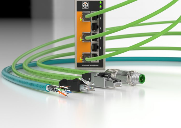 De ce aveți nevoie de un partener în domeniul comunicațiilor industriale precum LAPP
