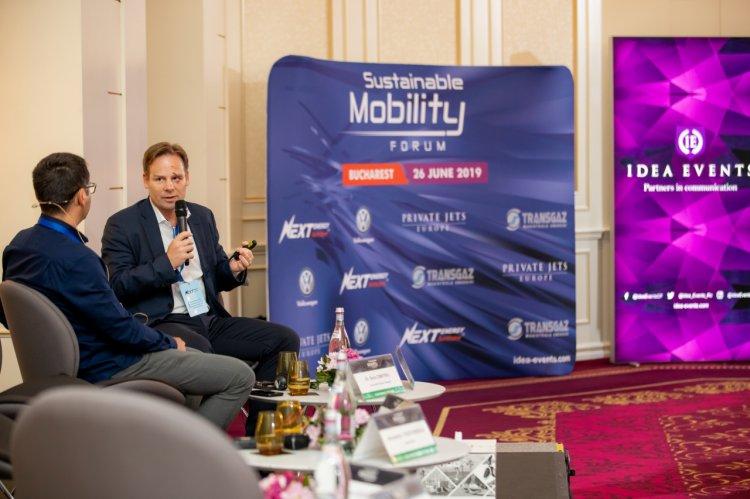 Conferinţa Sustainable Mobility Forum – principala platformă de discuţii a specialiştilor în transportul alternativ