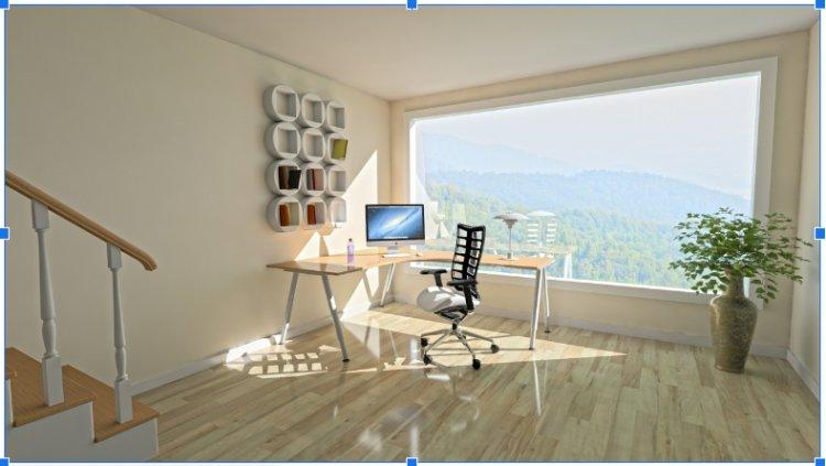 8 idei pentru amenajarea biroului la tine acasă