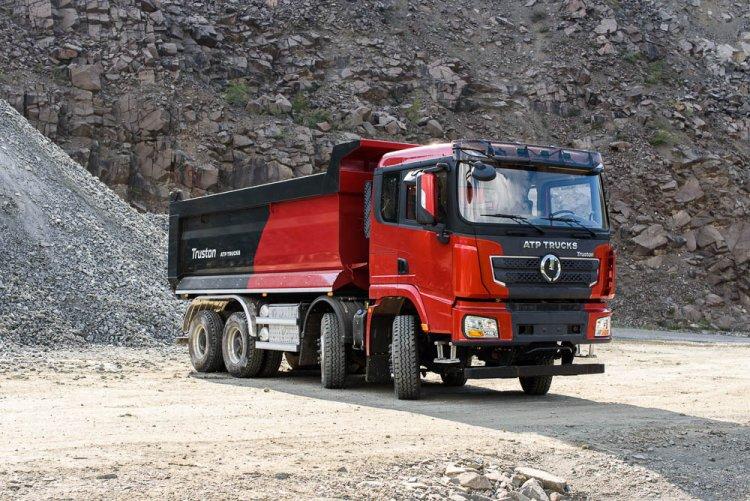 ATP Trucks Automobile lansează Truston în România