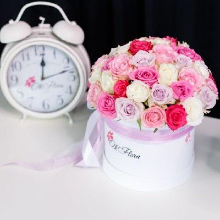 Buchete de flori pentru orice ocazie de la OkFlora