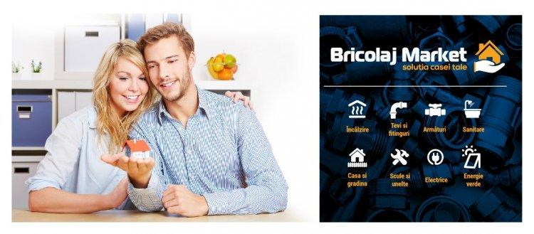 Bricolaj Market ofera solutii variate de incalzire pentru locuinte