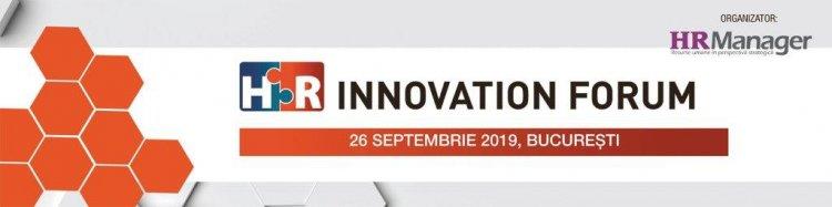 HR Innovation Forum 2019: Dezbateri despre inovația necesară în toate procesele de resurse umane