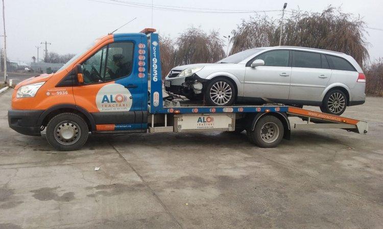 AloTractari ofera servicii non-stop de asistenta rutiera in Bucuresti si in tara
