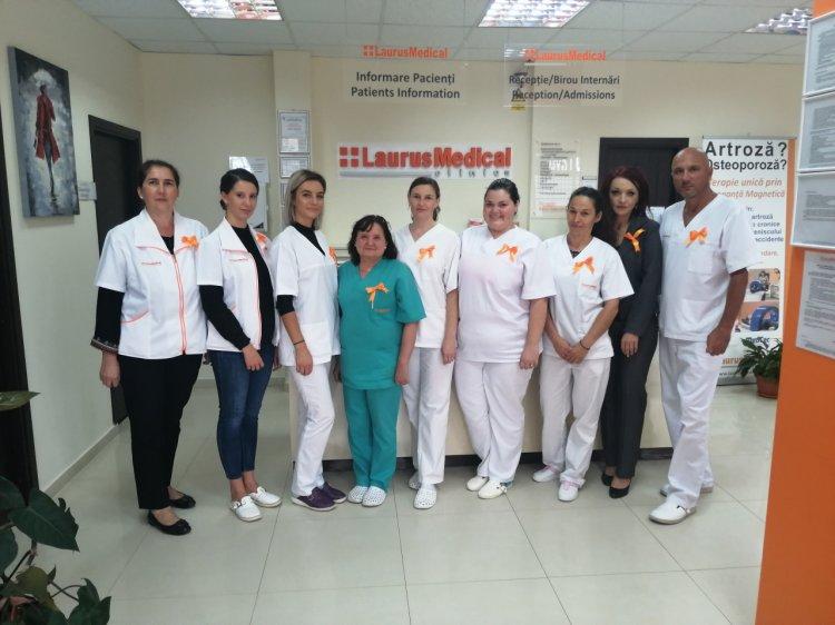 Spitalul Laurus Medical a fost acreditat în Categoria a II-a cu recomandări, în urma evaluării A.N.M.C.S.