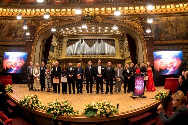Premiile Constantin Brâncoveanu 2019 au fost decernate pe scena Ateneului Român, în prezența a peste 700 de oaspeți