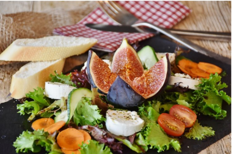 Mâncatul sănătos - Top 5 lucruri cu care să începi