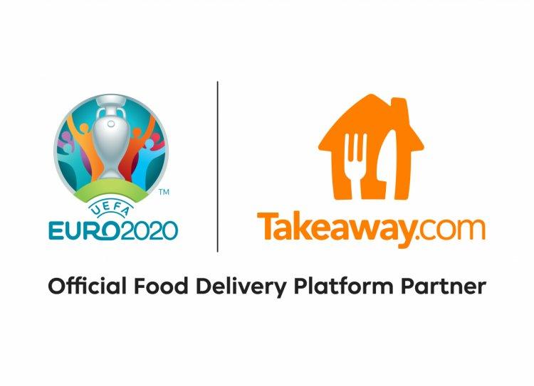 Takeaway.com va fi sponsor al UEFA EURO 2020™